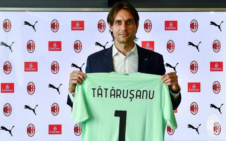 Επίσημο : Υπέγραψε ο Ταταρουσάνου στην Μίλαν (pic) | to10.gr