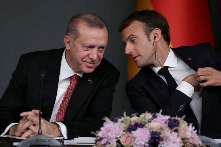 Συνεχίζει τα παιχνίδια ο Ερντογάν : Ζήτησε τη βοήθεια του Μακρόν για να αποκτήσει ευρωπαϊκό σύστημα αεράμυνας   to10.gr
