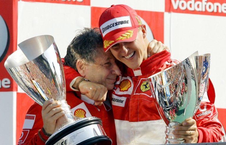 Τοντ : «Ο Σουμάχερ με κράτησε στη Ferrari» | to10.gr