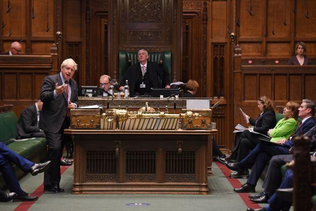 Βρετανία : Απετράπη «ανταρσία» των Τόρις – Έξαλλος ο πρόεδρος της Βουλής με Τζόνσον   to10.gr