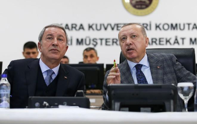 Νέα πρόκληση από Ερντογάν και Ακάρ : Θα υπερασπιστούμε τη «Γαλάζια Πατρίδα» | to10.gr