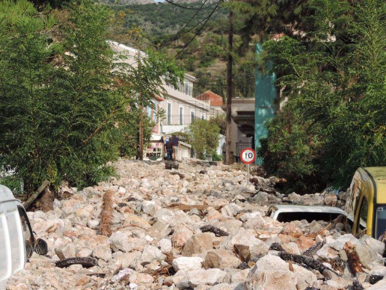Κεφαλονιά : Ασύλληπτη καταστροφή σε Άσσο, Ληξούρι, Φισκάρδο – Σε απόγνωση οι κάτοικοι | to10.gr