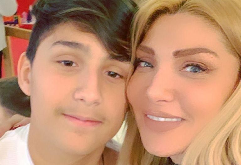 Αγγελική Ηλιάδη : Ατύχημα για τον μεγαλύτερο γιο της (pic) | to10.gr