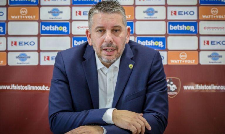 Παπαθεοδώρου : «Η ΑΕΚ θέλει να διεκδικεί τίτλους» | to10.gr