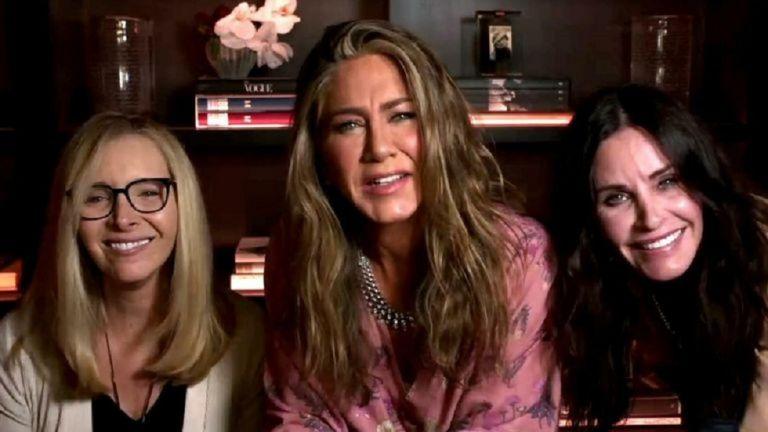 Emmy 2020 : Τα «Φιλαράκια» έκαναν μια αναπάντεχη έκπληξη στη φετινή τελετή (vids)   to10.gr