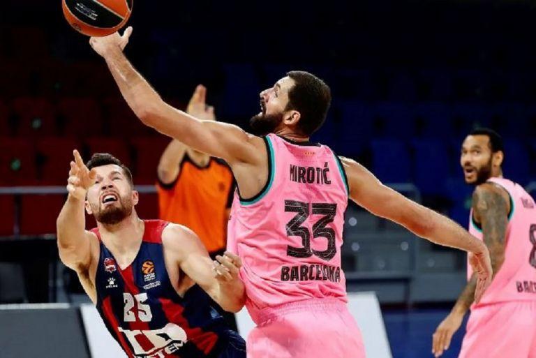 Μίροτιτς : «Ήμασταν τυχεροί κόντρα στη Μπασκόνια» | to10.gr