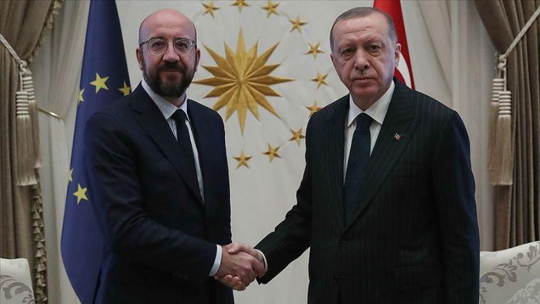 Εμπρηστικός Ερντογάν σε Μισέλ : «Η Ελλάδα προκαλεί – Περιμένουμε βήματα για τη διεθνή διάσκεψη» | to10.gr