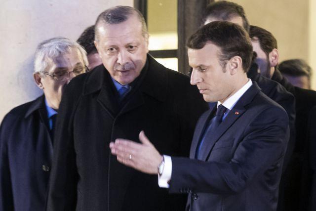 Η Γαλλία ανακαλεί τον πρέσβη της στην Τουρκία | to10.gr