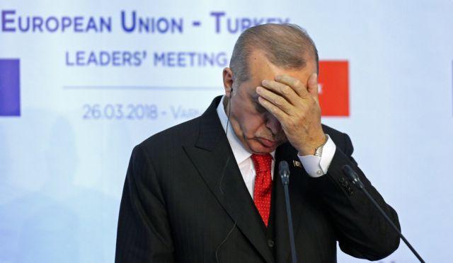 Η ασυδοσία Ερντογάν «αναγκάζει» την Ευρώπη να του βάλει φρένο – Στα «κάγκελα» ο Μακρόν, πιέζει για κυρώσεις   to10.gr
