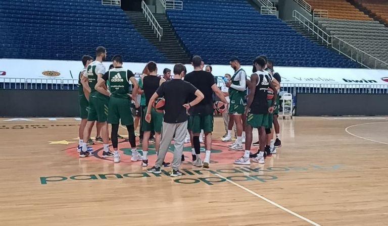 Βόβορας σε παίκτες : «Ενωμένοι μπορούμε να τους κερδίσουμε όλους» | to10.gr