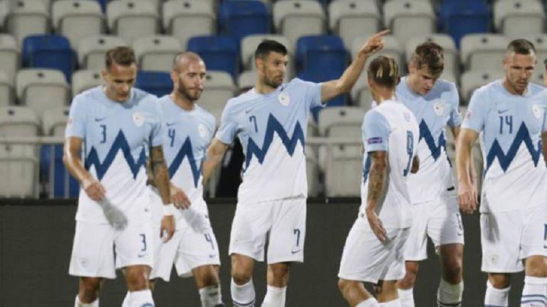 Μολδαβία – Σλοβενία 0-4 | to10.gr