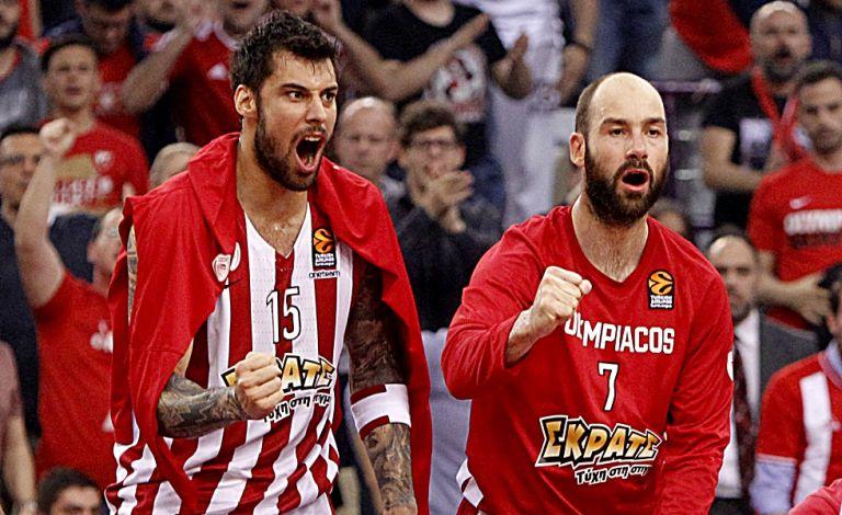 Ισοφαρίζει το καλύτερο ξεκίνημα στην Euroleague ο Ολυμπιακός με νίκη επί της Μπάγερν   to10.gr