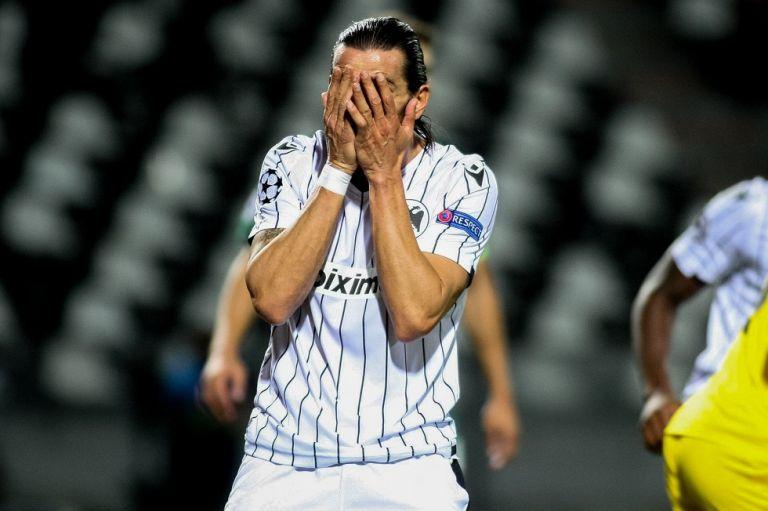 Οριστικό : Δεν παίζει με ΑΕΚ ο Κρέσπο   to10.gr