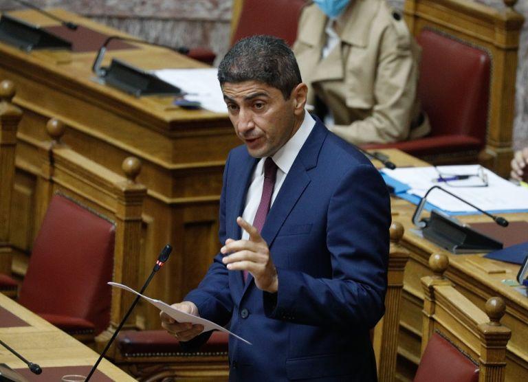 Αυγενάκης στη Βουλή : «Δημοπρατείται η καθαίρεση των στεγάστρων στο Εθνικό Κολυμβητήριο Χανίων» | to10.gr