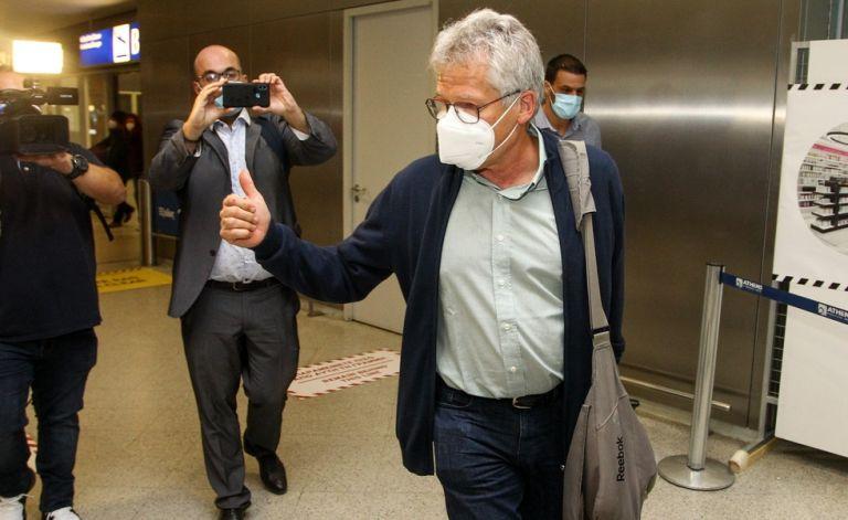 Παναθηναϊκός : Έφτασε στην Αθήνα ο Μπόλονι | to10.gr