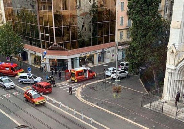 Γαλλία : Ένας νεκρός σε επίθεση με μαχαίρι σε εκκλησία στη Νίκαια | to10.gr