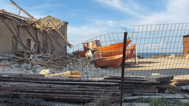 Σεισμός : Σε κατάσταση έκτακτης ανάγκης η Χίος | to10.gr