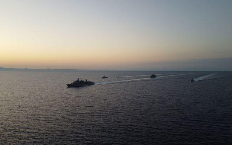 Πώς ο ελληνικός στόλος θωράκισε Καστελλόριζο και Ρόδο | to10.gr