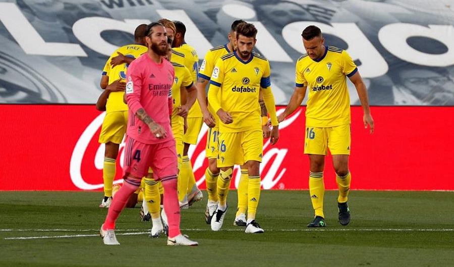 Ρεάλ Μαδρίτης - Κάντιθ 0-1 - to10.gr