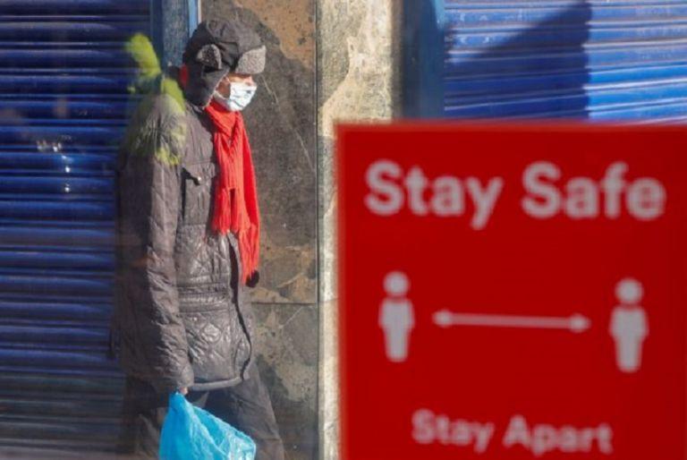 Κορωνοϊός : Η Βρετανία ξεπέρασε το ένα εκατομμύριο κρούσματα   to10.gr