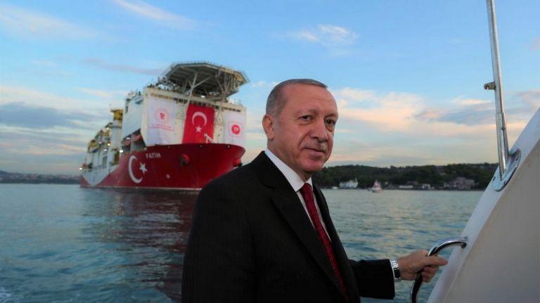 Ερντογάν : Ανακαλύψαμε νέα αποθέματα φυσικού αερίου στη Μαύρη Θάλασσα | to10.gr