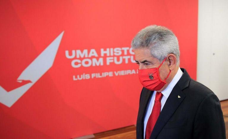 Ο Βιέιρα επανεξελέγη στην προεδρία της Μπενφίκα   to10.gr