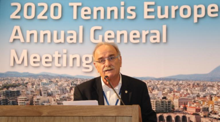 Ο Σπύρος Ζαννιάς εξελέγη στο Δ.Σ. της Ευρωπαϊκής Ομοσπονδίας Τένις | to10.gr