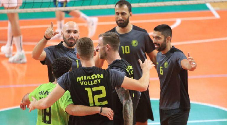 Volley League : Δεύτερο κρούσμα στον Μίλωνα, κανονικά το παιχνίδι με ΠΑΟΚ | to10.gr