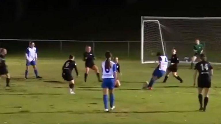 Απίθανο γκολ με ραμπόνα από γυναίκα στην Αυστραλία! (vid) | to10.gr