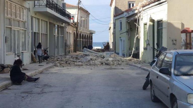 Σεισμός στη Σάμο : Ένας 14χρονος και μία 63χρονη μεταφέρονται σε νοσοκομεία της Αθήνας – 9 οι τραυματίες | to10.gr
