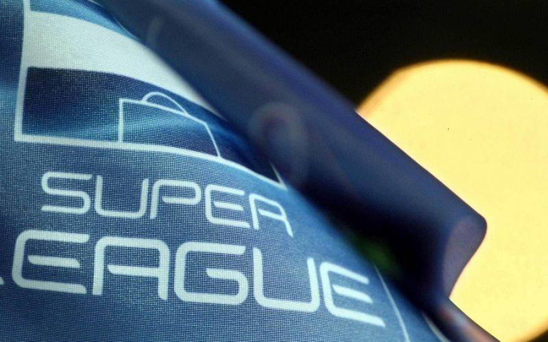 Super League : Το πρόγραμμα της 3ης αγωνιστικής