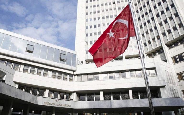 Τουρκικό ΥΠΕΞ : Επίθεση κατά Δένδια με απίστευτους ισχυρισμούς – «Η Ελλάδα προκαλεί τα προβλήματα… Διέπραξε θηριωδίες»   to10.gr