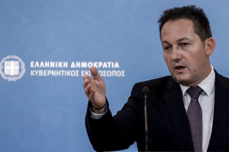 Πέτσας : Η αμφισβήτηση των επίσημων στοιχείων βλάπτει την κοινή προσπάθεια κατά της πανδημίας | to10.gr