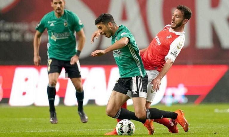 Αντίπαλοι ΑΕΚ : Αγχωτική νίκη για την Μπράγκα (1-0)   to10.gr