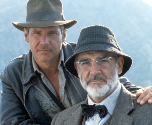 Το συγκινητικό αντίο του Χάρισον Φόρντ στον Σόν Κόνερι, τον πατέρα του στο Ιντιάνα Τζόουνς | to10.gr