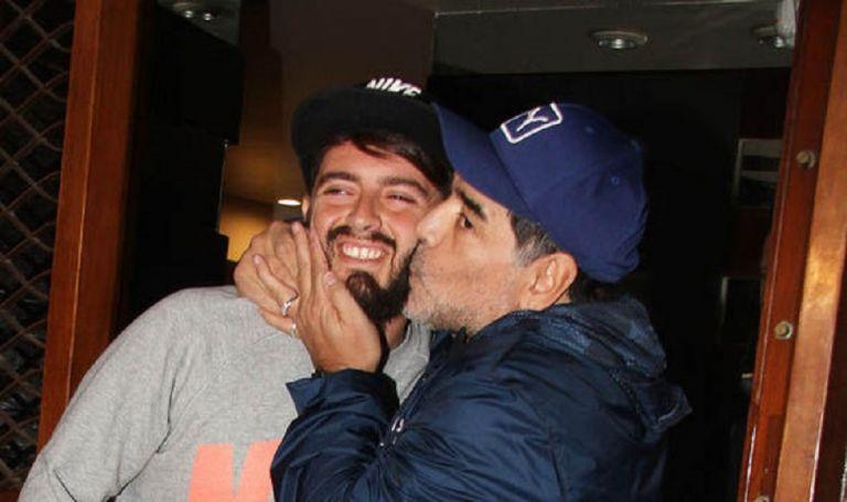 Το σπαρακτικό μήνυμα του Ντιέγκο Τζούνιορ για τον πατέρα του | to10.gr