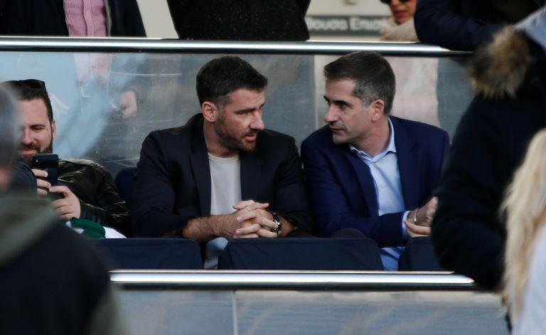Σεϊταρίδης : «Η ομάδα μας να παίξει στο νέο γήπεδο της»   to10.gr