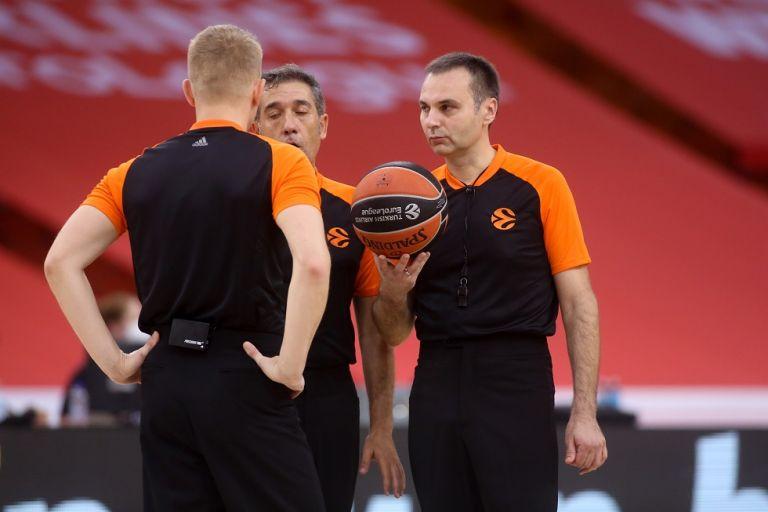 Euroleague : Οι διαιτητές των «αιωνίων» για τα ματς κόντρα σε ΤΣΣΚΑ, Αρμάνι και Βιλερμπάν | to10.gr