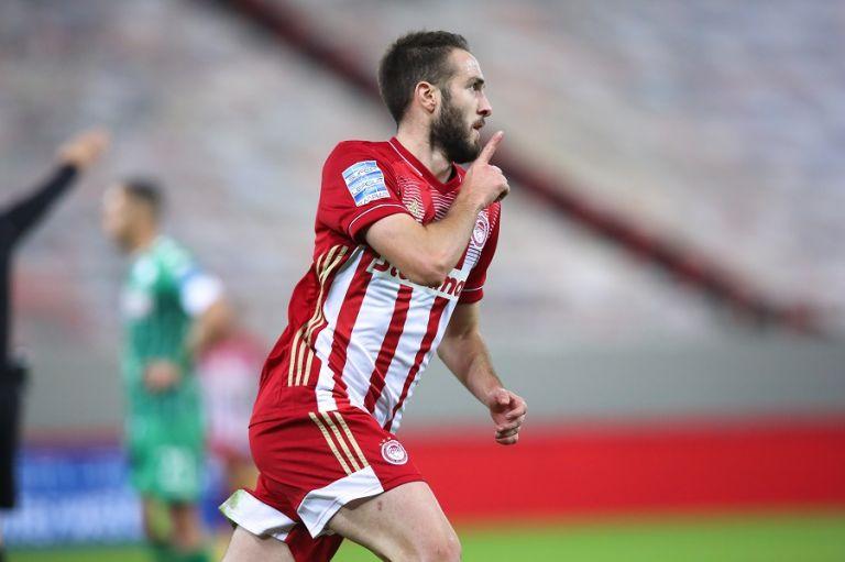 Ολυμπιακός – Παναθηναϊκός : Ο Φορτούνης το 1-0 για τους «ερυθρόλευκους» (vid)   to10.gr