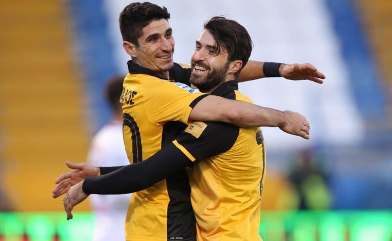 ΑΕΚ – Λάρισα 4-1 | to10.gr