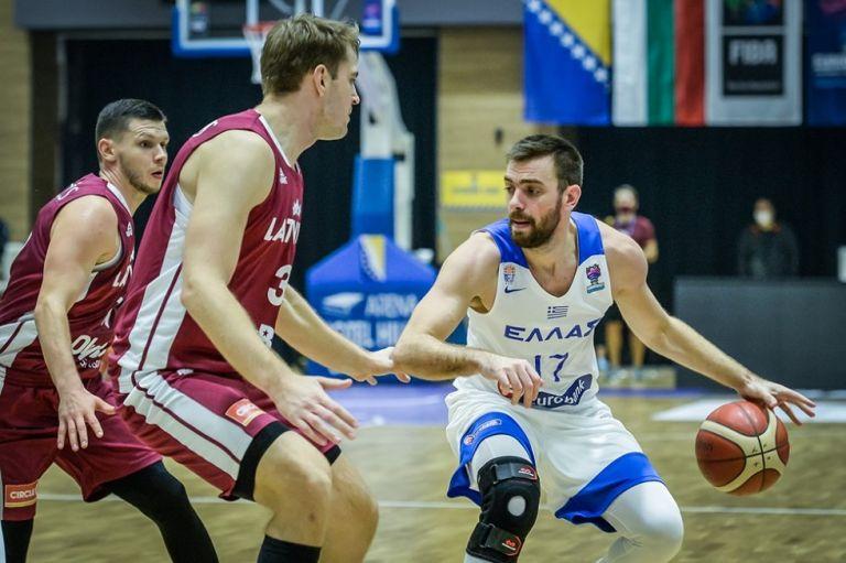 Ελλάδα – Λετονία 66-77 (vid)   to10.gr