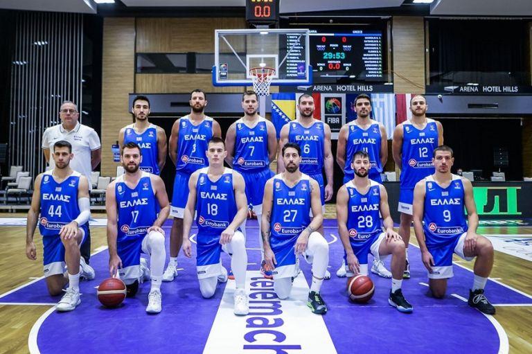 Eurobasket 2022 : H Ελλάδα προκρίθηκε και μαθηματικά | to10.gr