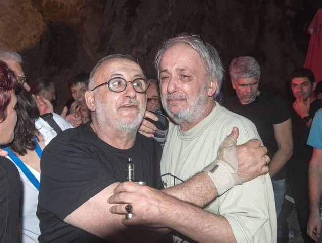 Ανδρέας Μικρούτσικος : Ραγίζουν καρδιές τα λόγια του για τον αδελφό του Θάνο! | to10.gr