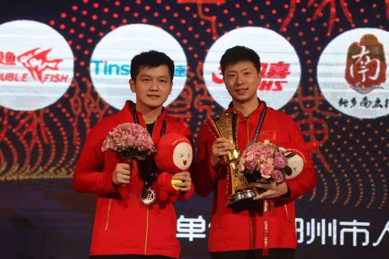 Η ρεβάνς του Μα Λονγκ και το ρεκόρ της Τσεν Μενγκ στο ITTF Finals επιτραπέζιας αντισφαίρισης | to10.gr