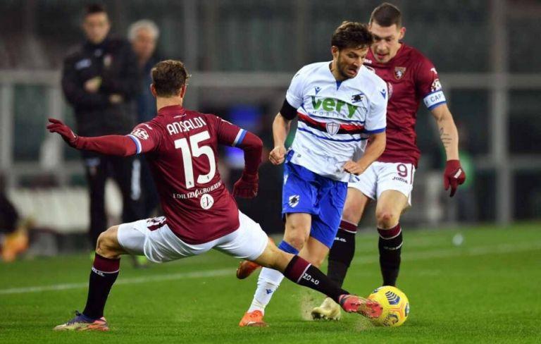 Τορίνο – Σαμπντόρια 2-2 | to10.gr