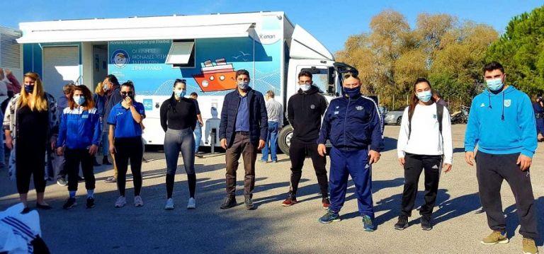 Επιτυχημένη η διήμερη δράση αιμοδοσίας στο ΕΑΚΝ Αγίου Κοσμά (Pics) | to10.gr