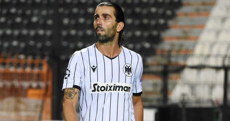 Κρέσπο: «Είχα μεγάλη πρόταση από τη Βαγιαδολίδ, είμαι περήφανος που ανήκω στον ΠΑΟΚ» | to10.gr
