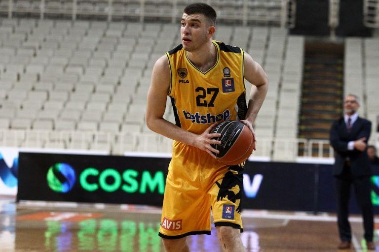 ΑΕΚ : Υποψήφιος για καλύτερος νέος παίκτης στο BCL ο Ρογκαβόπουλος (pics)   to10.gr