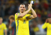Ο Ιμπραΐμοβιτς επιστρέφει στην εθνική Σουηδίας