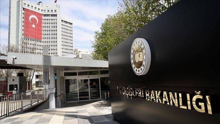 Απάντηση τουρκικού ΥΠΕΞ στην Ελλάδα : «Αφήστε τις δηλώσεις και ελάτε για διάλογο»   to10.gr